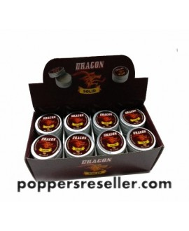 DRAGON SOLID POPPERS - BOÎTE 24 CANNABIS