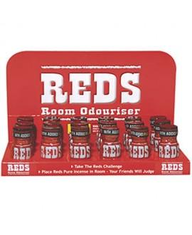 Reds 10ml - Caixa 18 Frascos