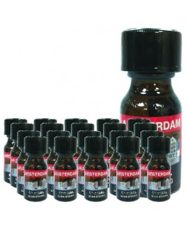 Amsterdam Special Extra Strong 15ml - Caja 20 Botes