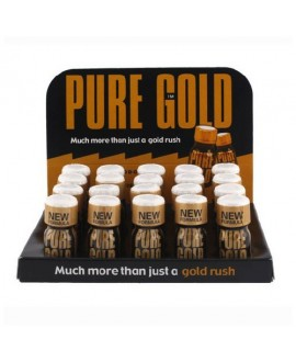 Pure Gold 10ml - Caixa 20 Frascos