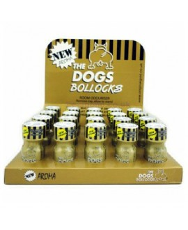 The Dogs Bollocks 10ml - Caixa 20 Frascos
