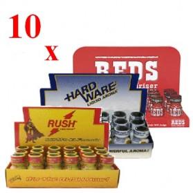 Escolha 10 Caixas Frascos Pequenos