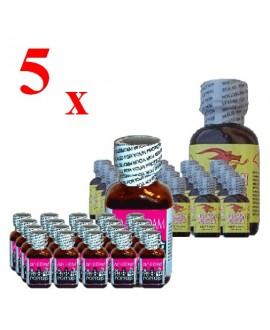 Choose 5 Boxes Big Bottles