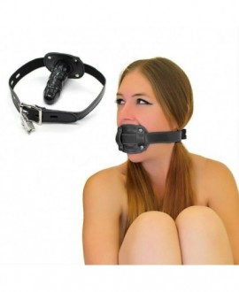 PENIS MOUTH GAG WITH LOCK