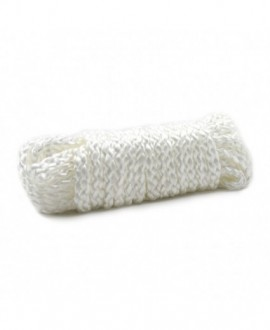 SILK ROPE 5M – WHITE