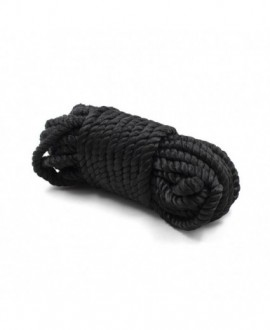 SILK ROPE 5M – BLACK