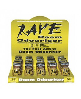 Rave 10ml - Box 20 Bottles