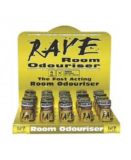 Rave 10ml - Caixa 20 Frascos
