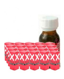 XTRA STRONG 15ML RED - Boite 20 Flacons
