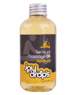 Sensual Massage Oil - 250ml - Apricot