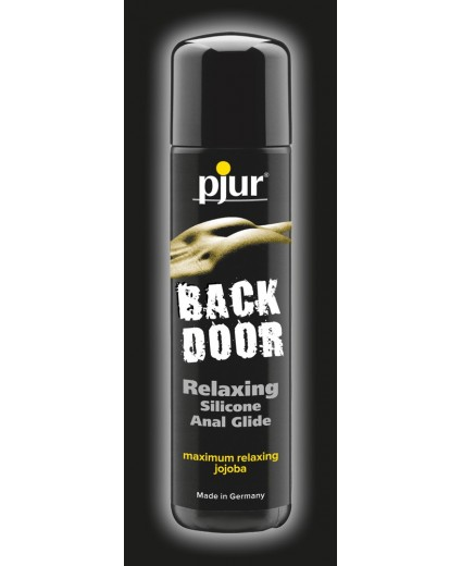 PJUR  BACK DOOR RELAXING ANAL GLIDE SAQUETA 1,5ML