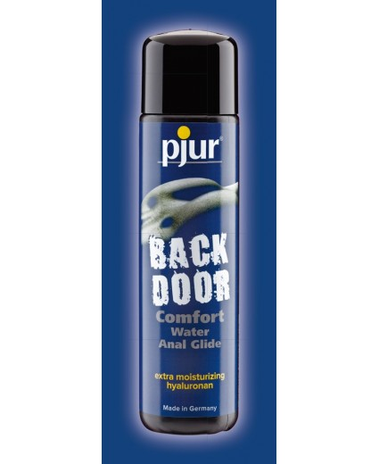 PJUR  BACK DOOR COMFORT ANAL GLIDE SAQUETA 2ML