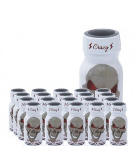 Crazy 10ml - Caja 20 Botes