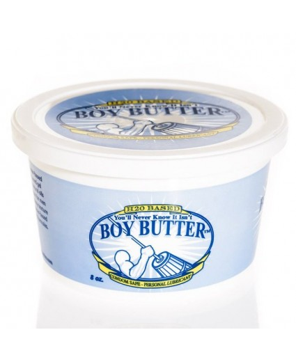 Boy Butter H2O Based 8 oz
