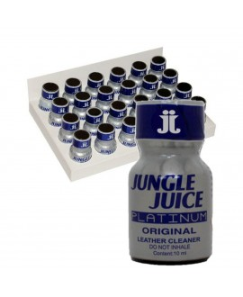 Jungle Juice Platinum 10ml - Boite 24 Flacons