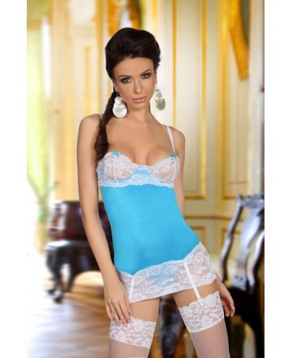 Shirley chemise light blue