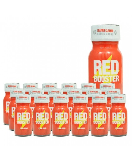 RED BOOSTER 13ML - BOX 18 BOTTLES