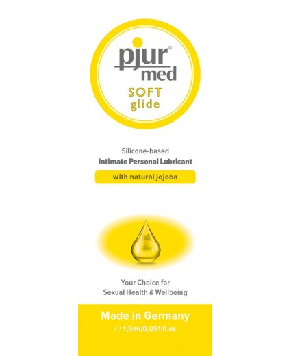 PJUR MED SOFT GLIDE BOLSITA 1,5ML