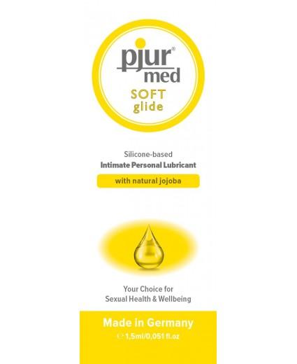 PJUR MED SOFT GLIDE SAQUETA 1,5ML