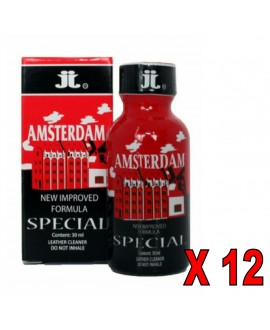 Amsterdam Special 30ml - Box 12 Bottles