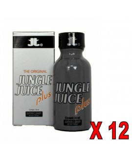 Jungle Juice Plus 30ml - Caixa 12 Frascos