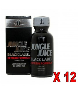 Jungle Juice Black Label 30ml - Box 12 Bottles
