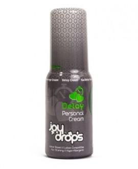 Crema lubricante Retardante JoyDrops 50ml