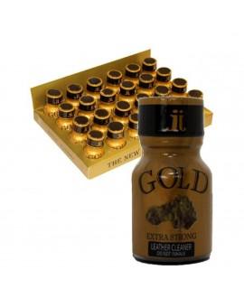 Gold Extra Strong 10ml - Caixa 24 Frascos