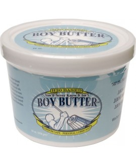 Boy Butter H2O Original 16 oz