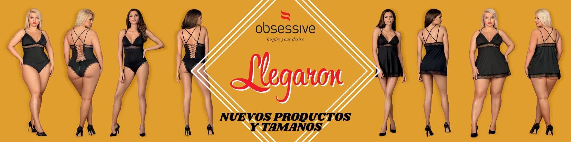 obsessive lingerie nuevos productos